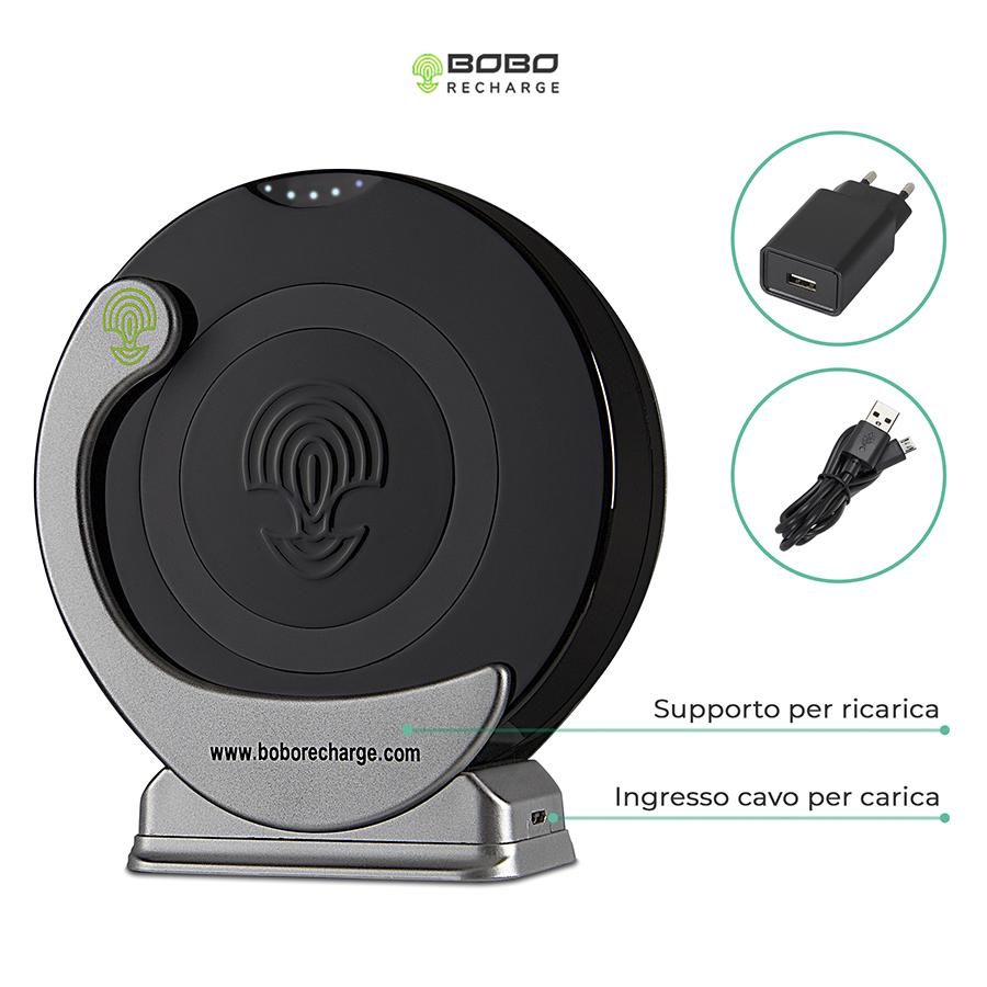 Compatibile con tutte le ricariche Wireless